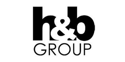 H&B Group logo