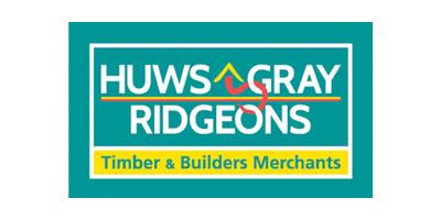Huws Gray Ridgeons logo