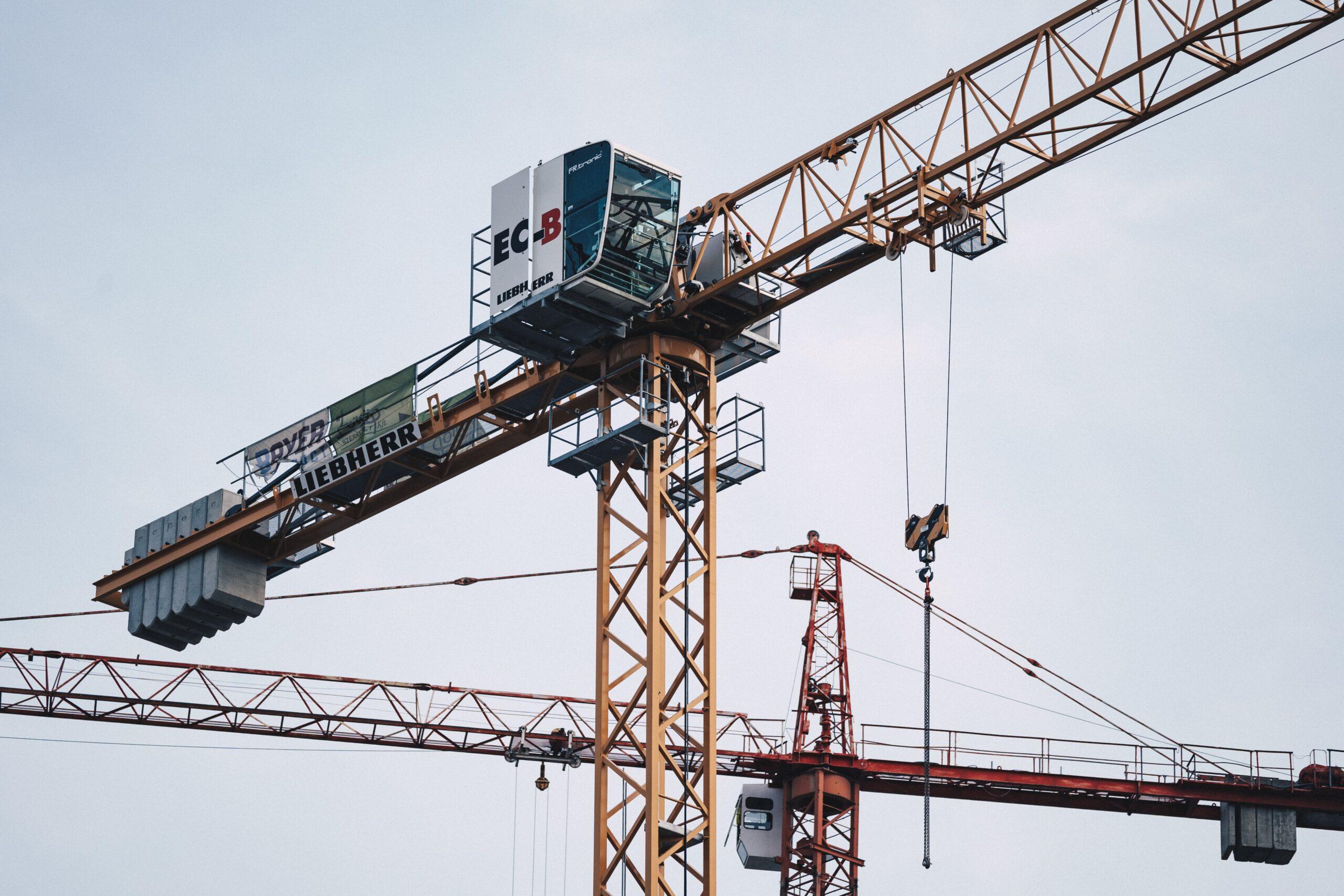 Construction London