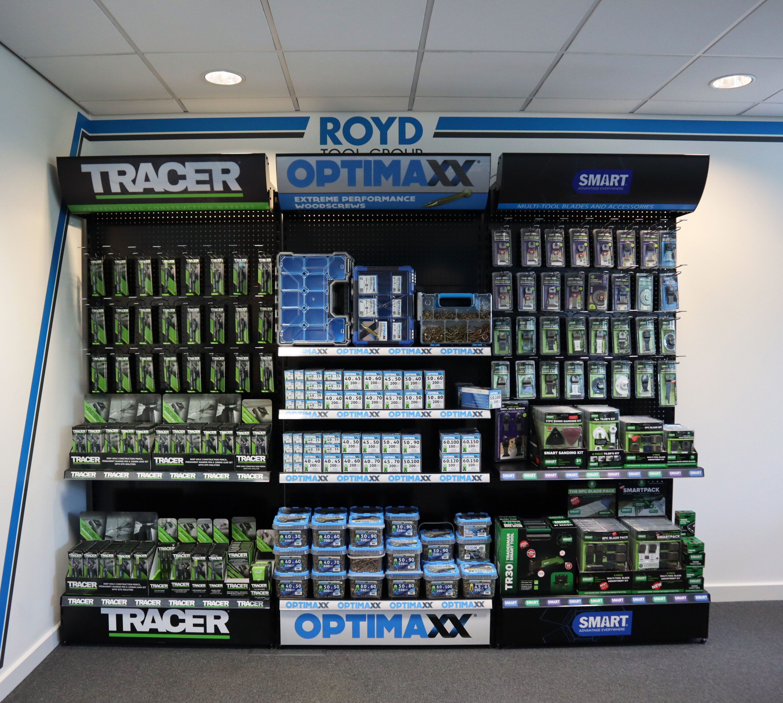 ROYD Tool Group products