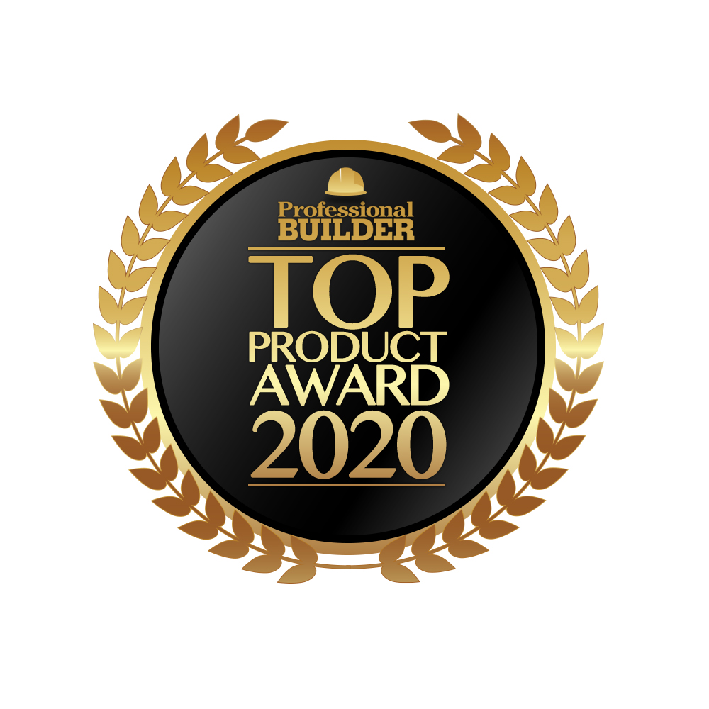 Professional Builder's Top Product Award