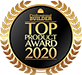Professional Builder Top Product Award 2020 badge